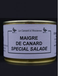 Maigre de canard spécial...